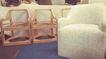 Custom made Chairs upholstery