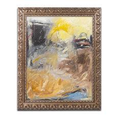 "Joarez 'Minh'alma' Ornate Framed Art, 11""x14"""