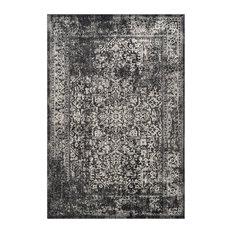 Studio Seven Evoke Rug, Black/Gray, 9'x12'