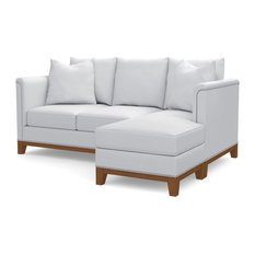 Apt2B - La Brea Reversible Chaise Sofa, Stone - Sectional Sofas