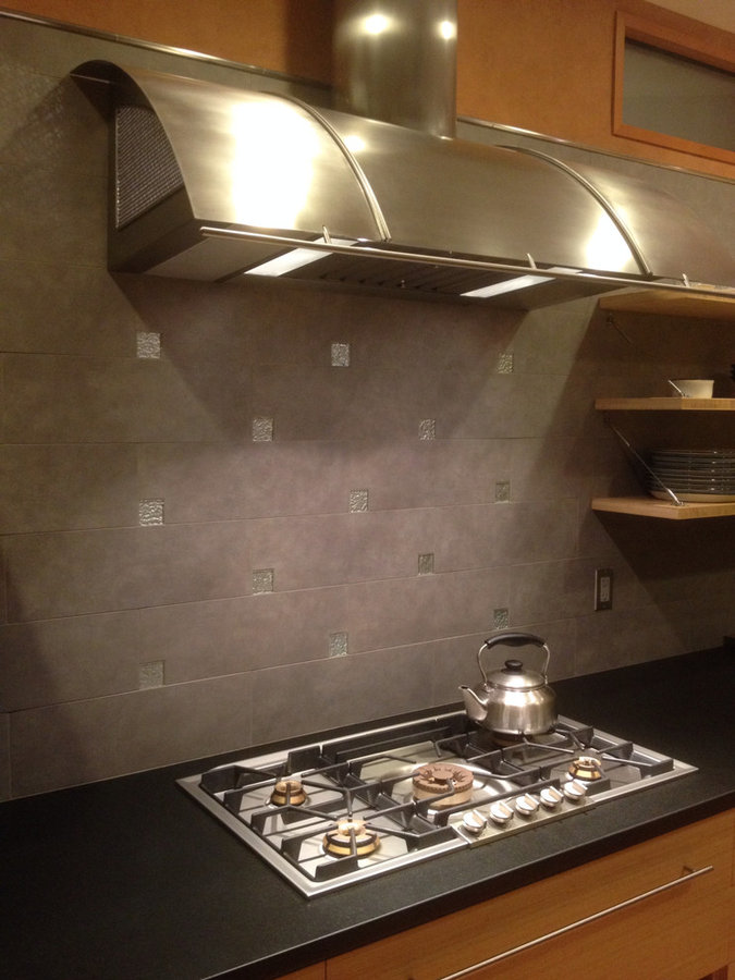 Cheng hood and Gaggenau cooktop