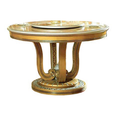 """Zeus 59"""" Round Dining Table"""