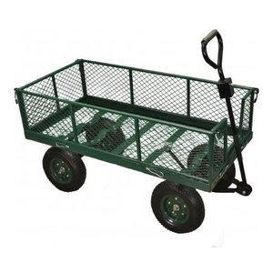 Heavy Duty 4-Wheel Garden Trolley by Selections