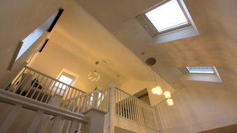 White Atrium House
