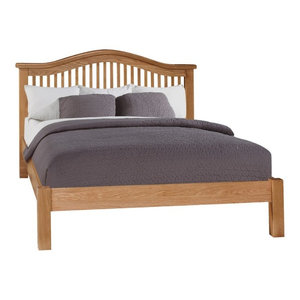 Otago Curved Bed, Euro King
