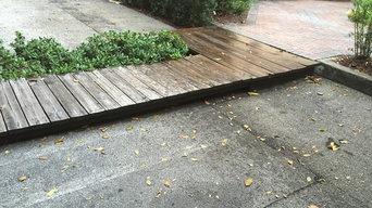Walkway Replacement