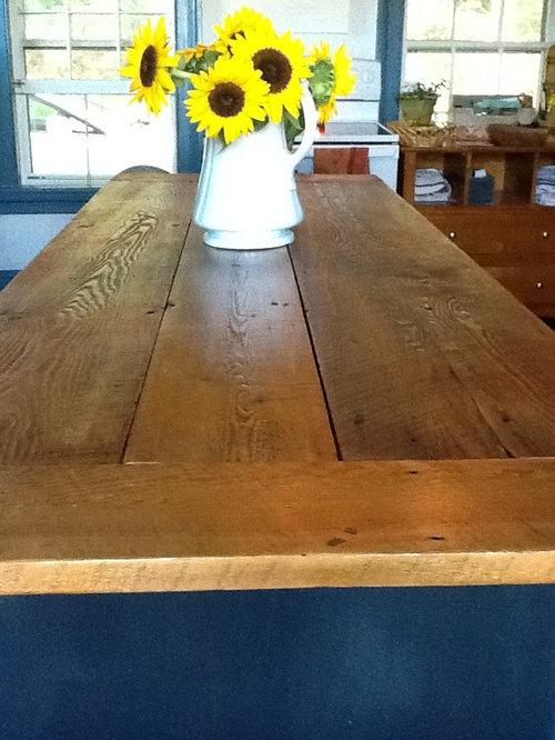 Reclaimed Barnwood Table Top Custom Made To Order