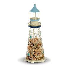 Lighthouse Shaped Cork Caddy