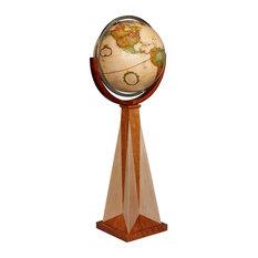 "Obelisk Globe 16"" Frank Lloyd Wright"