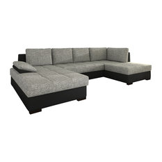 Nelly Maxi Sectional Sofa, Righr Corner