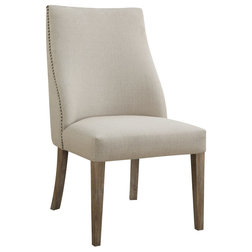 Transitional Dining Chairs by Emerald Home