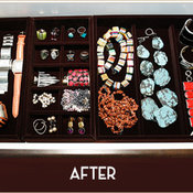 Simple one drawer transformation!
