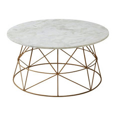 - Klein Marble Coffee Table - Coffee Tables