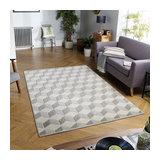 CAVALLO 285 Z Grey Rectangle Plain/Nearly Plain Rug 160x230cm