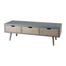 Lorenzo 3-Drawer TV Stand