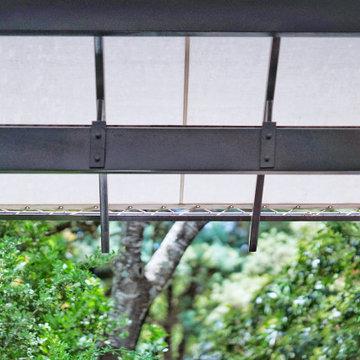 The Shade Box - Shade Canopy Detail