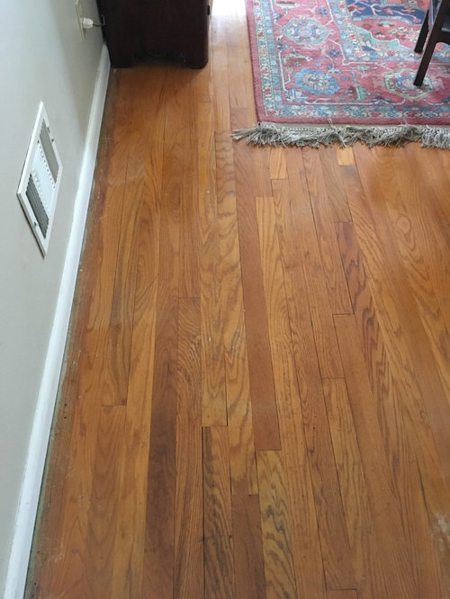 Help With Hardwood Floor Installation