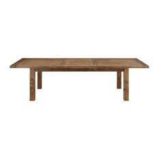 Barrera Dining Table, Rustic Pine