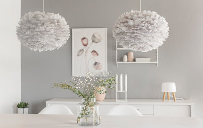 Houzz Tour: Pastels and Greys Take Over This Family Home
