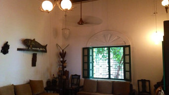 Portugal Antique House in Goa