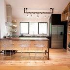 Kitchens - Modern - Kitchen - Tampa - by Veranda Homes