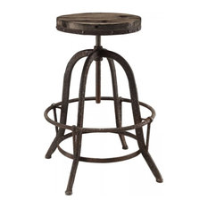Industrial Bar Stools And Counter Stools Houzz