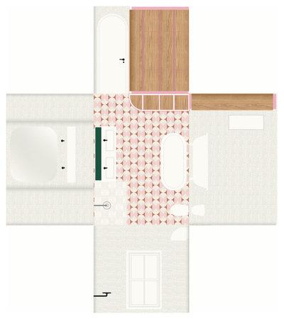 Room of the Week: Art House Bathooom