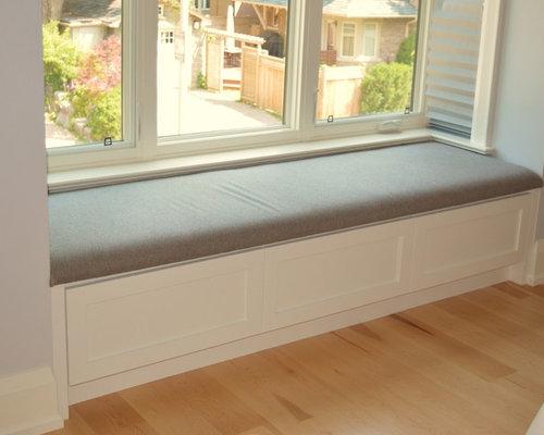 built in bay window seat bay window seat