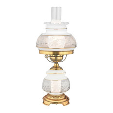 Satin Lace Table Lamp, Sl701G Table Lamp Gold Satin Lace