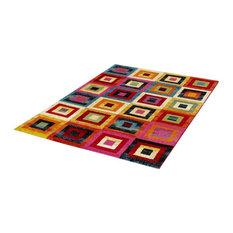 Gioia Area Rug, Multicolour, 133x190 cm