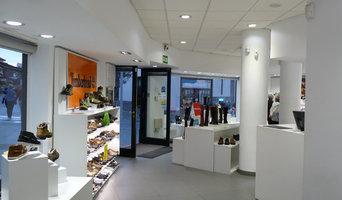 Illuminazione led negozio jam lelide by epsilon electronic system