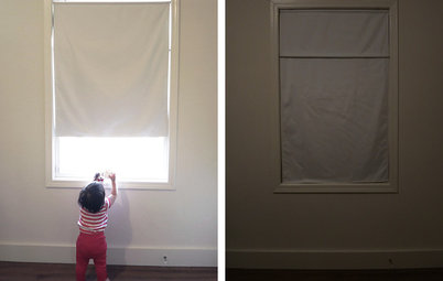 How to Make a Top-Down, Bottom-Up Window Shade