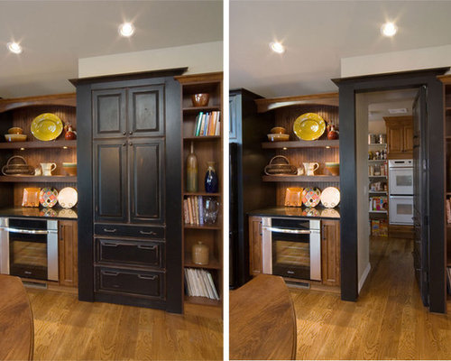 Rustic and Country Kitchen Designs
