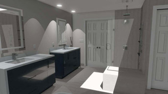 Powell Ohio Master Bath Design