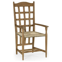 Farmhouse Dining Chairs by Jonathan Charles Fine Furniture