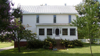 1890's home  before addition