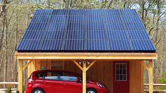 New Construction with Solar in Mind