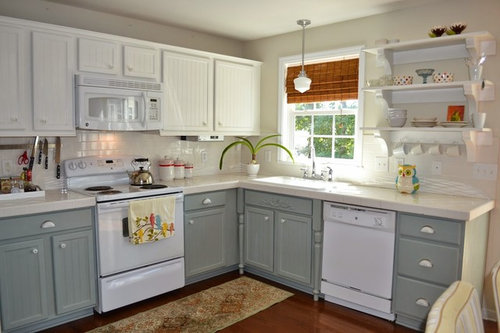Laminate Or Tile Counters
