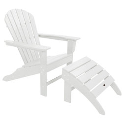 Contemporary Adirondack Chairs by Ivy Terrace