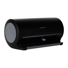 Pemberly Row 80 Disc Storage Manager In Black
