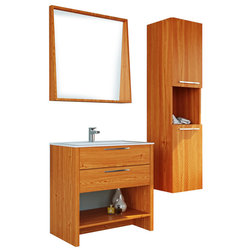 Transitional Bathroom Vanities And Sink Consoles by Mare Collection