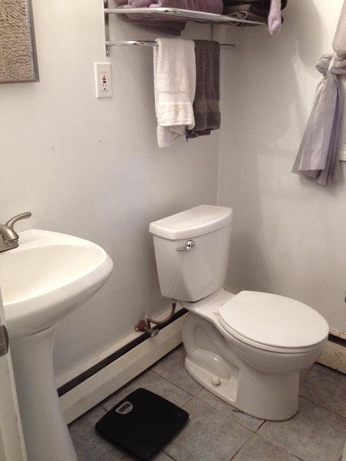 Very Small Master Bathroom