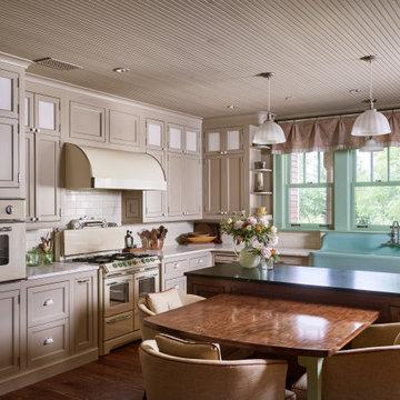 1940 styled kitchen