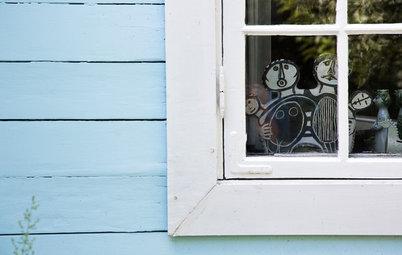 My Houzz: Enter the Spectacular Home of Artist Bjørn Wiinblad