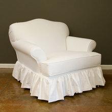 Chameleon Fine Furniture - White Slipcovers