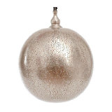 Moroccan Orb Pendant Light