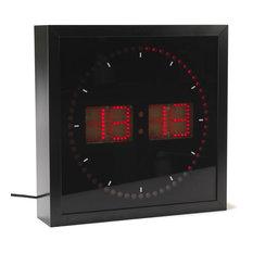 horloge murale. Black Bedroom Furniture Sets. Home Design Ideas