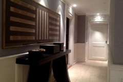 Would like your opinions on this wainscot on
