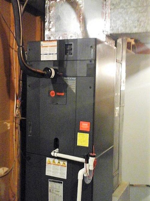 Install Hvac Better 3 Ton Vs Air Handler Trane