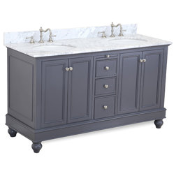 New Traditional Bathroom Vanities And Sink Consoles by Kitchen Bath Collection
